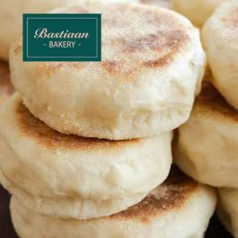 English Muffins (Pack Of 5)