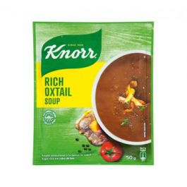 Knorr Rich Oxtail Soup (NB)