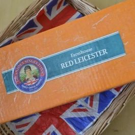 Farmhouse Red Leicester (NB)